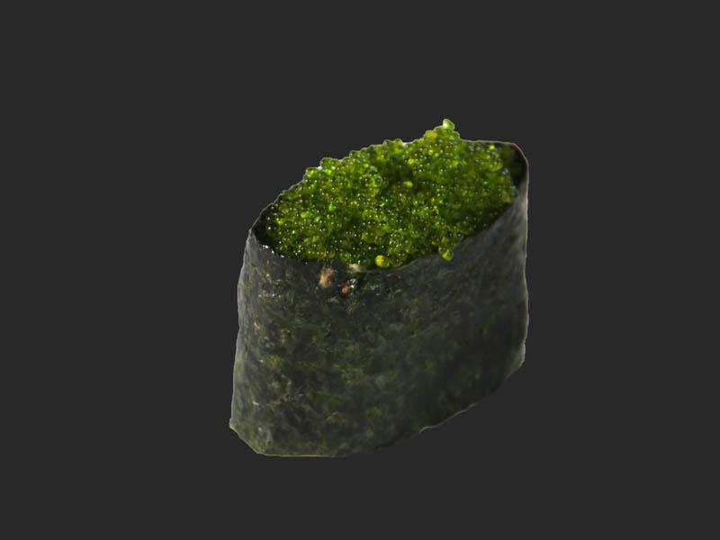 Wasabi masago
