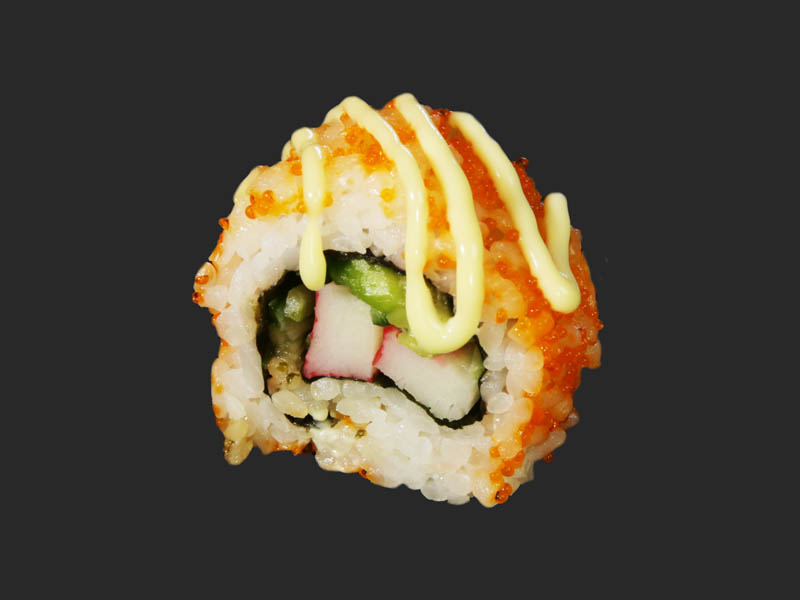Avocado & crab roll